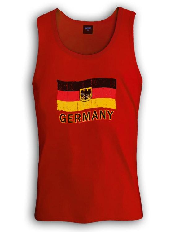 Deutschland singlet