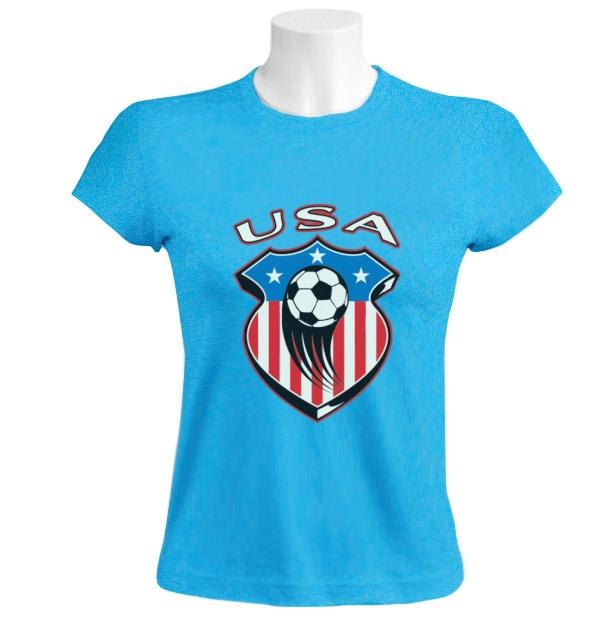 Team USA Women's Soccer WC 2019 Tshirt, Cup Shirt Women's ...