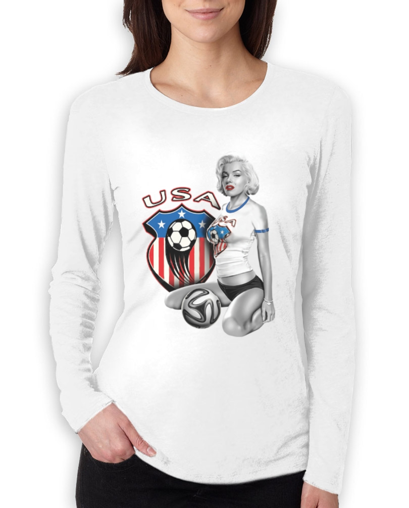 Find great deals on eBay for usa long sleeve shirt. Shop with confidence.