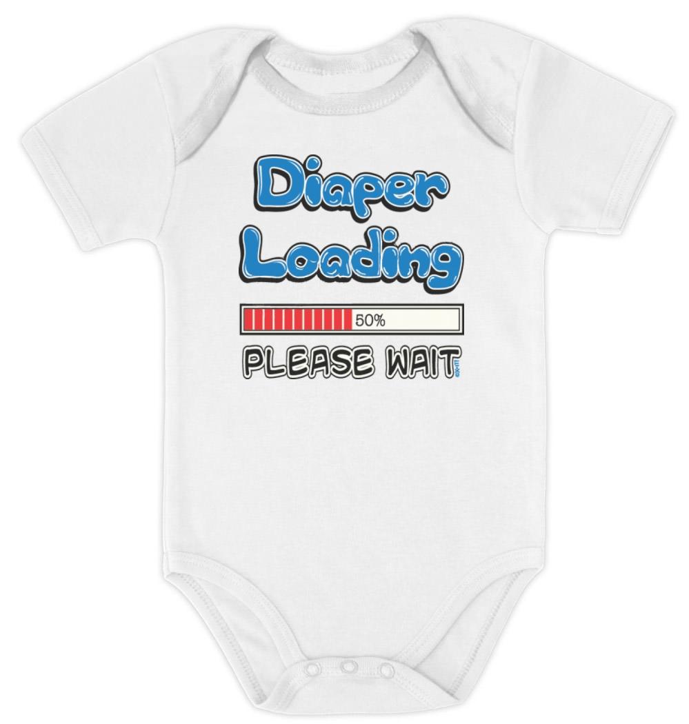 Baby Loading Please Wait T Shirt