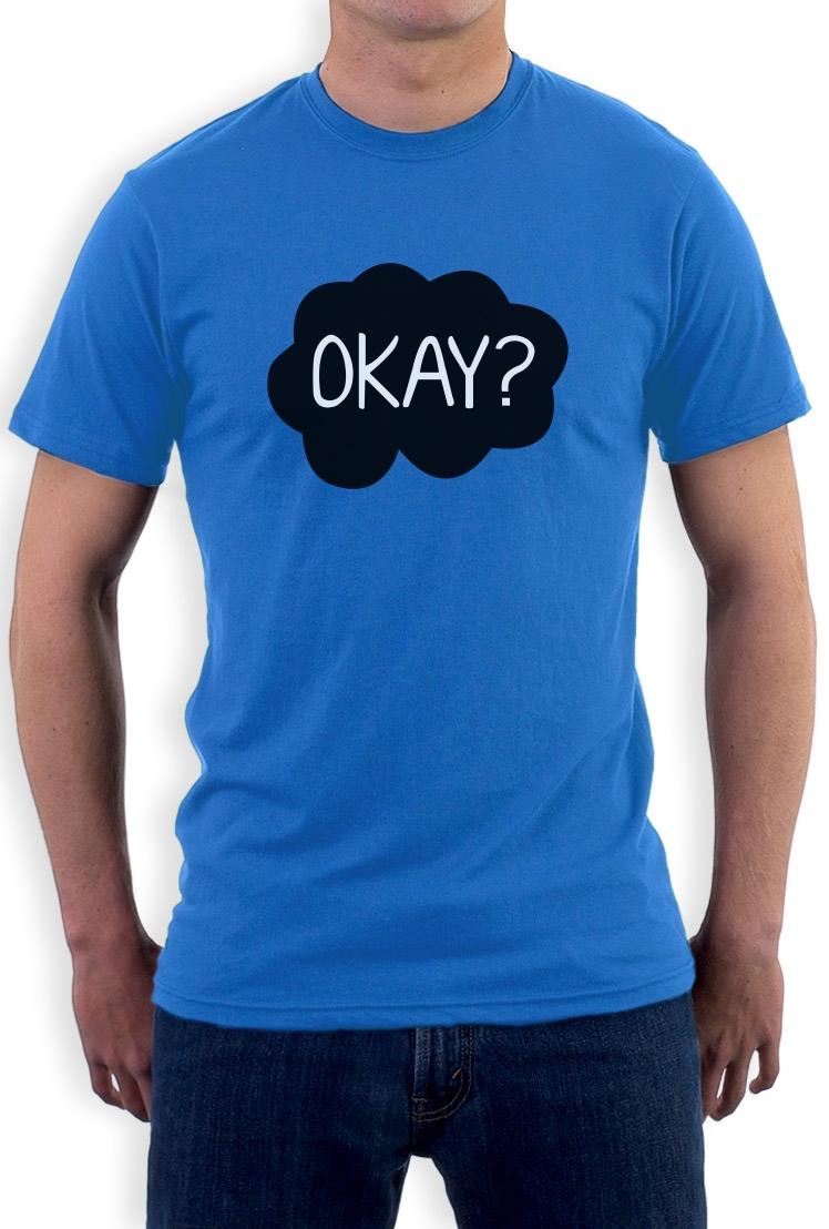 Okay? Matching Couples T-Shirt Okay Okay Tee best friends ...