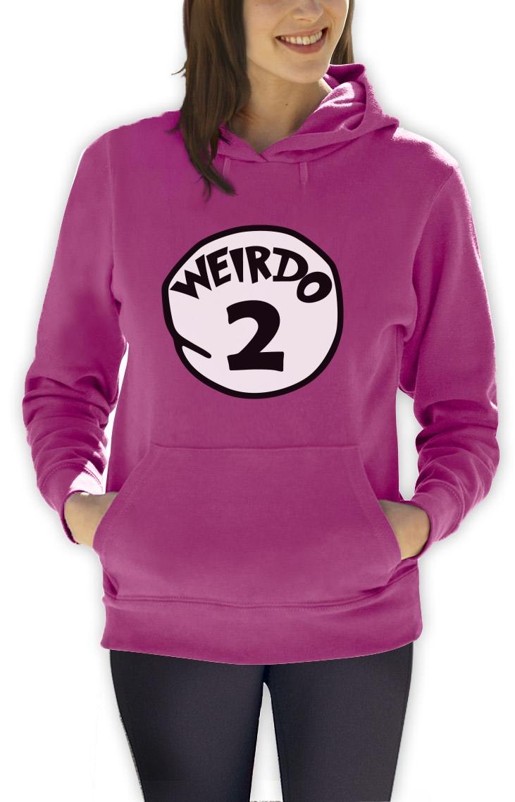 Thing one hoodie
