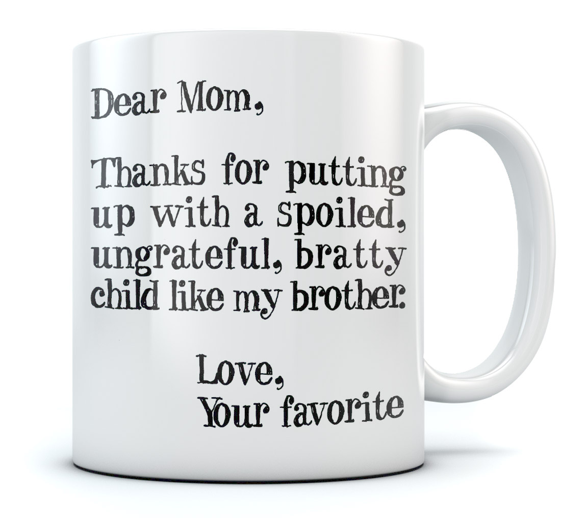 mother u0027s day gifts ideas for mom funny coffee mug cool novelty