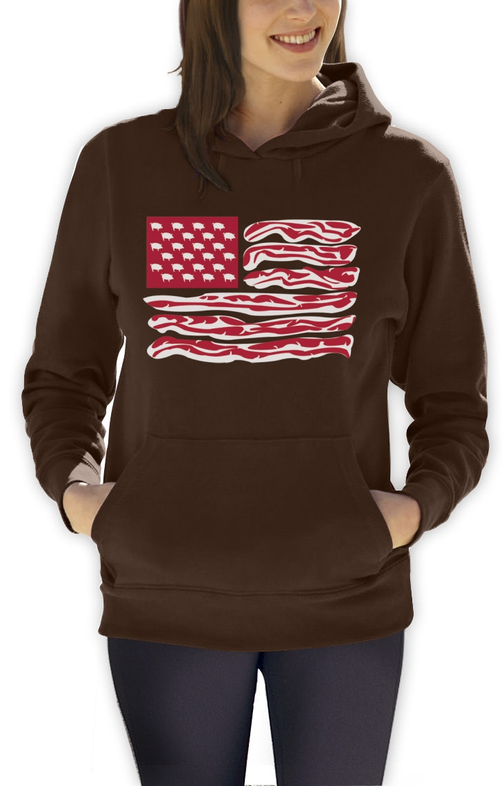 Bacon hoodie
