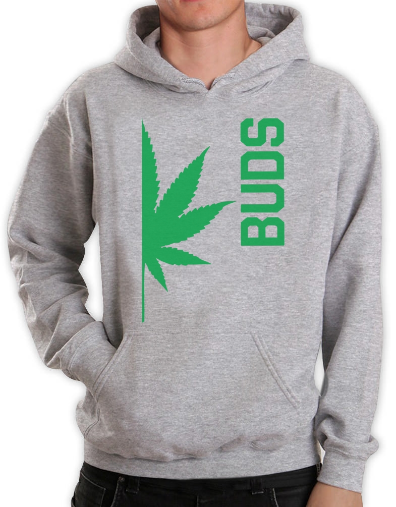 Best Buds Couples Buds Hoodie Matching Canabis Dope Weed Drugs