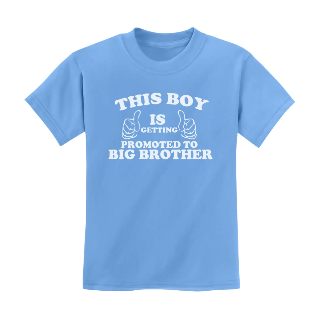 Make a bold statement with our Toddler Big Brother T-Shirts, or choose from our wide variety of expressive graphic tees for any season, interest or occasion. Whether you want a sarcastic t-shirt or a geeky t-shirt to embrace your inner nerd, CafePress has the tee you're looking for. If you'd rather.