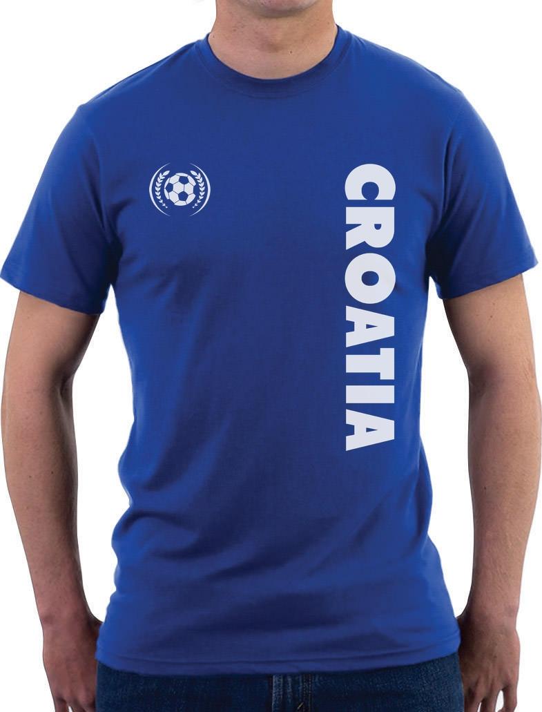 Croatia National Football Team Soccer Fans T Shirt Gift