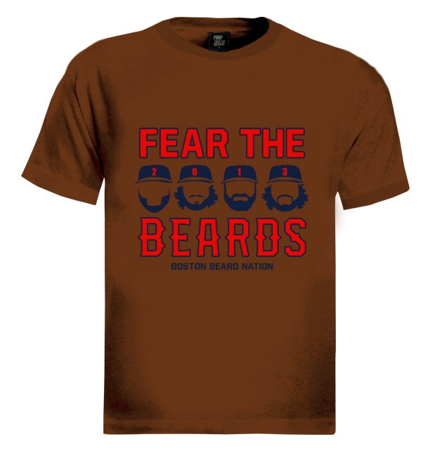 Fear The Beard T Shirt – Home Decoration Ideas Images