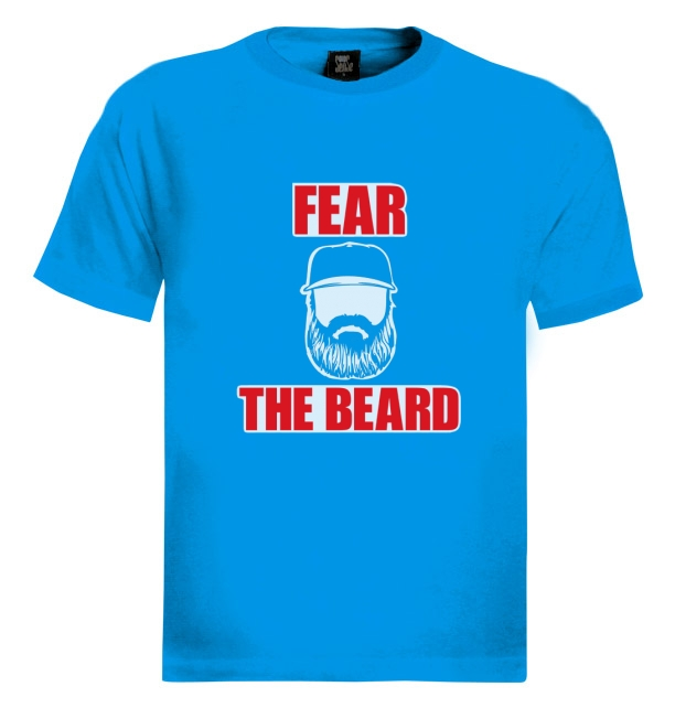 New England Patriots Fear The Beard Shirt - huntertee.com