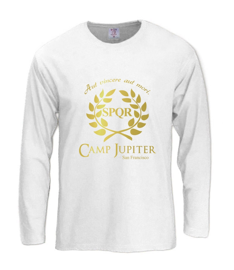 Camp half blood branches long sleeve t shirt camp jupiter for Where can i sell t shirts