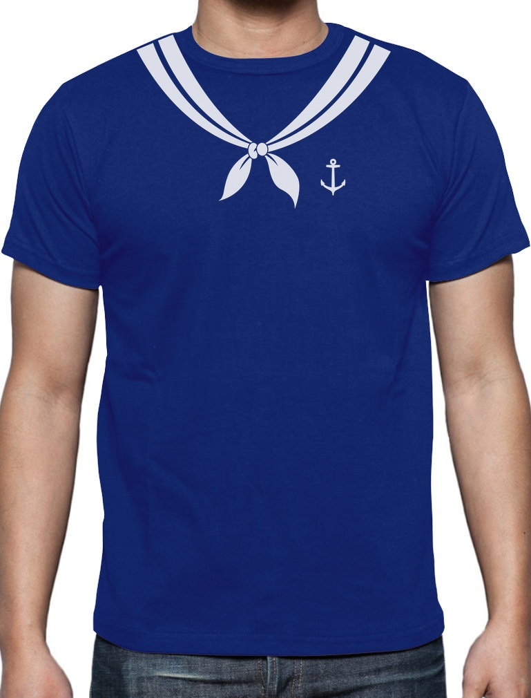 Bachelor Party Sailor Costume T-Shirt Matching Couples ...