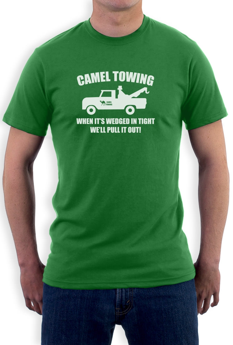 Camel Towing Funny Tee Shirt Adult Humor Rude Gift Tee Tow Truck T ...