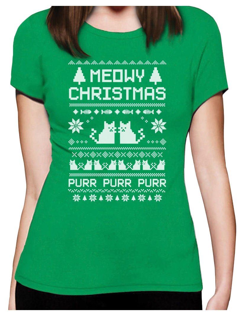 Comfy, cute and fun - it was perfect to wear to two crazy Christmas sweater parties.