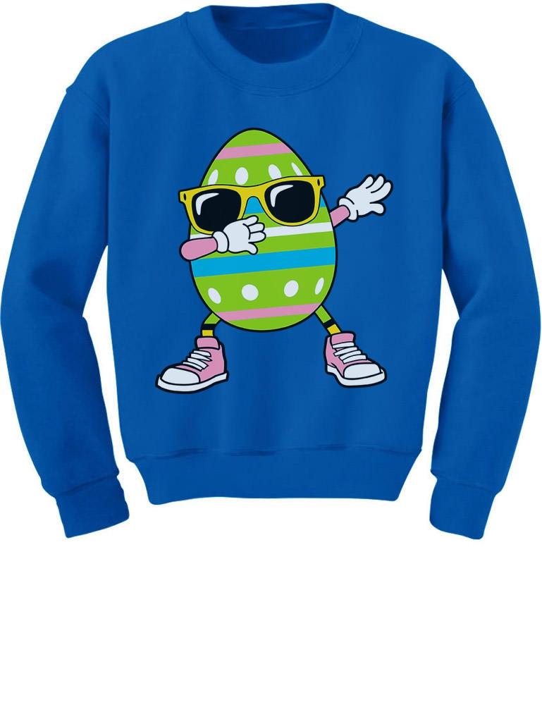 Cute Dabbing Bunny Funny Easter Dab Toddler//Kids Long Sleeve T-Shirt Tstars