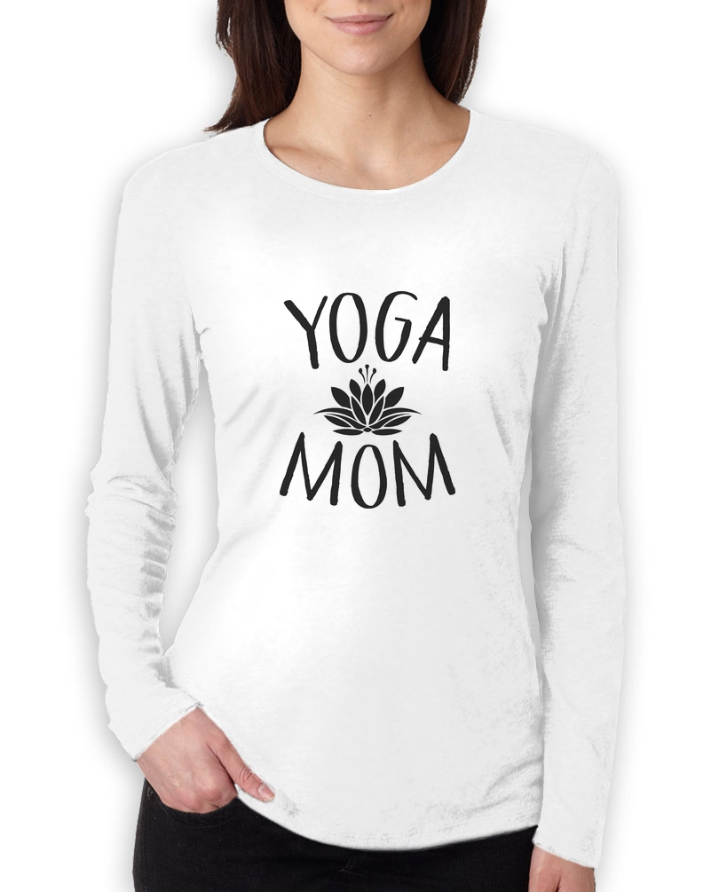 yoga gifts Yoga girl gift yoga tshirt, just a girl who loves girls t shirt Mother/'s day Gift for mom