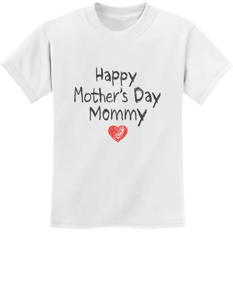 Happy Seventh Mothers Day Mommy Toddler//Kids Sweatshirt