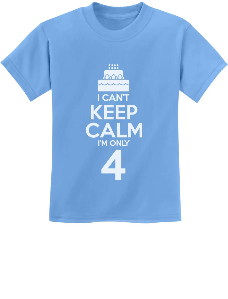 KEEP CALM I/'M A CAPTAIN NOVELTY GIFT FUNNY ADULTS TSHIRT