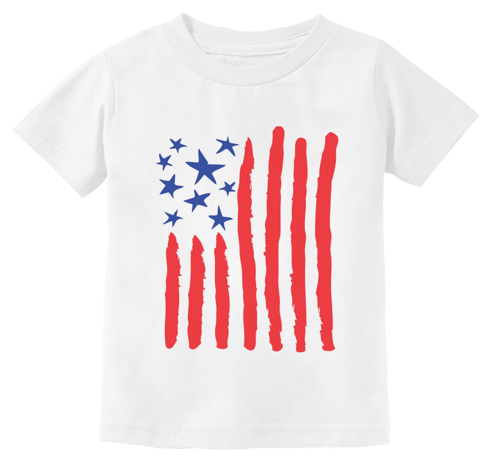 Children 39 S Drawing American Flag 4th Of July Usa Flag