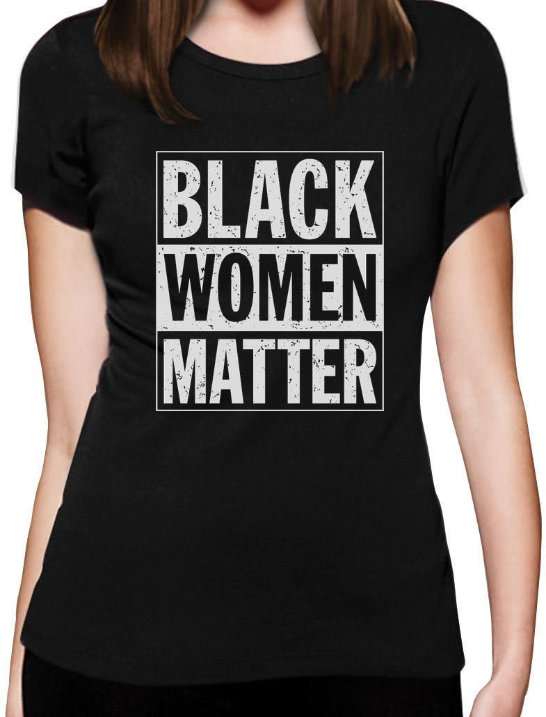 Black Women Matter Freedom Civil Rights Justice Power Women T ...