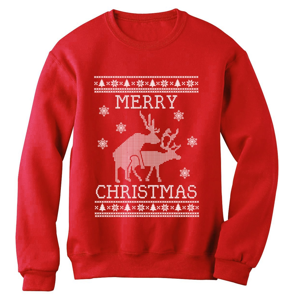 Ugly Christmas Sweater Tshirts