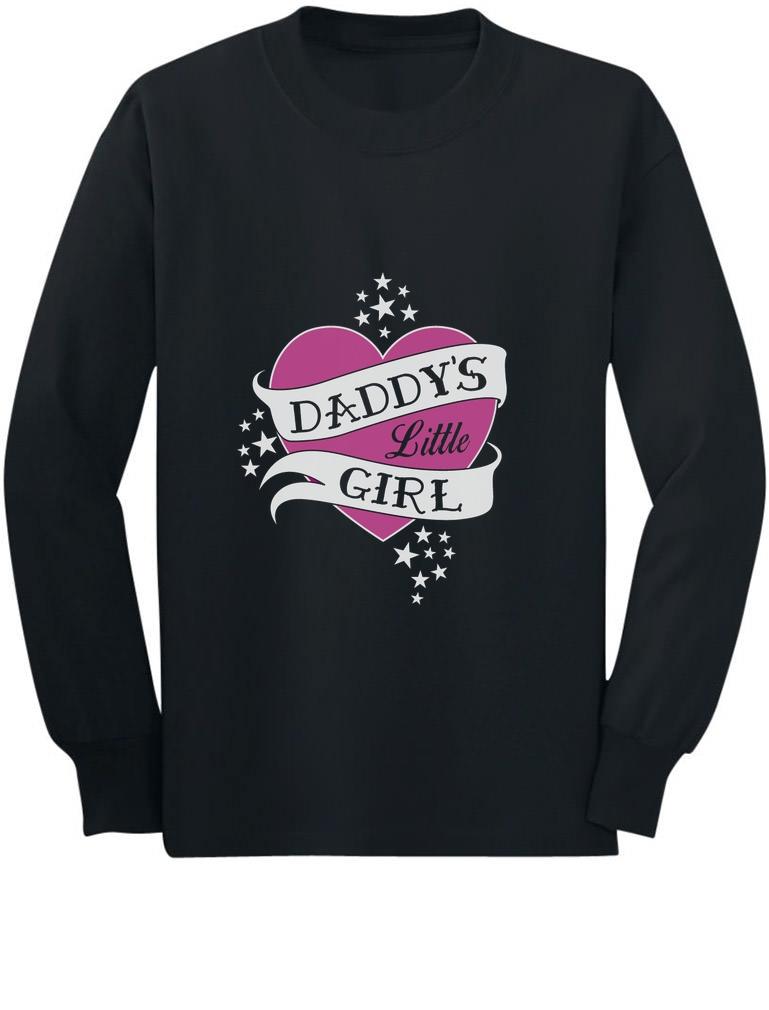 fathers day gift daddy u0027s love heart long sleeve kids t shirt