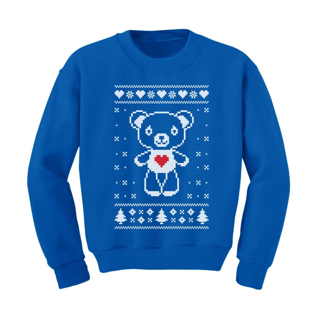 Knights /& Dragons Ugly Christmas Sweater Cute Toddler//Kids Sweatshirt Xmas