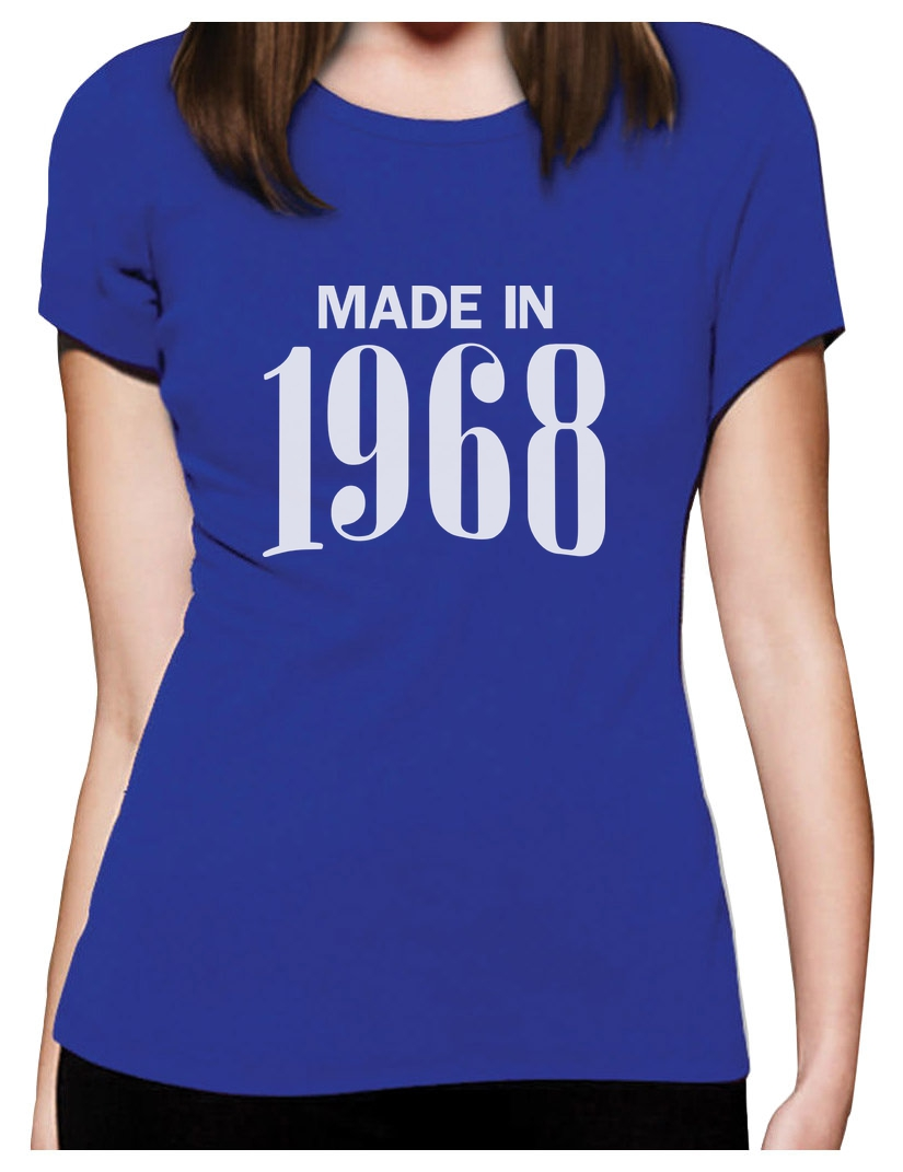 50th Birthday Gift Idea Made In 1968 Women