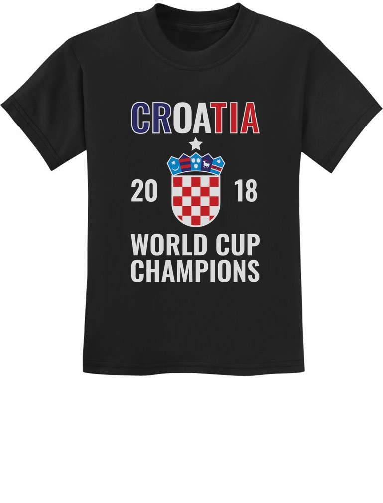 Croatia-National-Soccer-Team-Fans-2018-Champions-Youth-Kids-T-Shirt-Gift-Idea